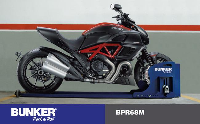 Guia de los mejores antirrobos para motos y scooters - Antirrobo moto garaje ...